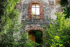 Zřícenina kostela svatého Havla - Ruins of the Church of Saint Gallus