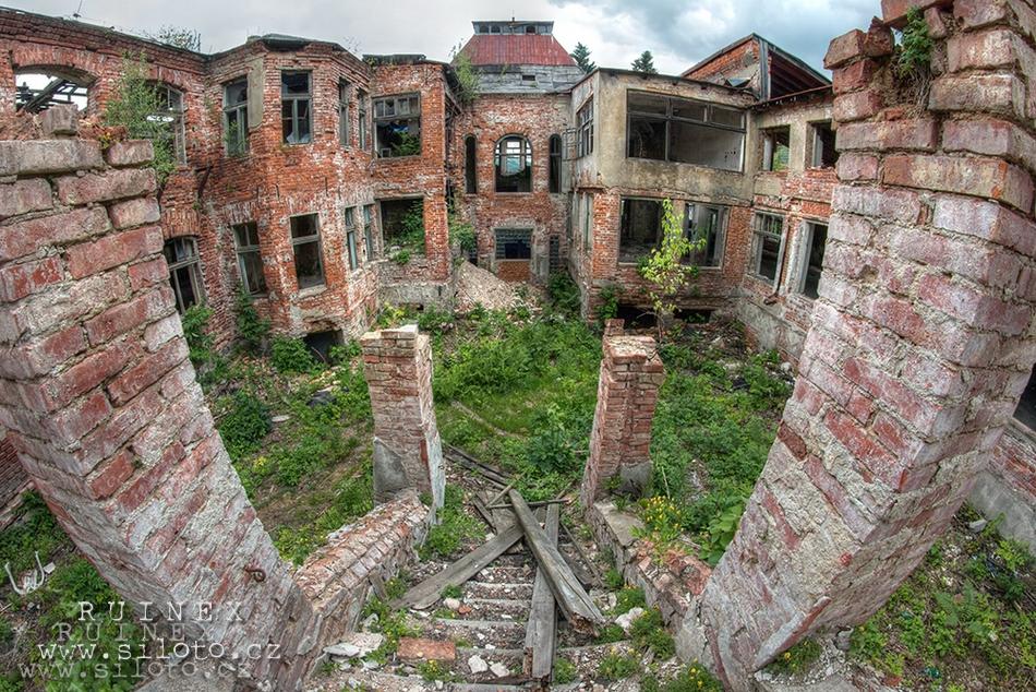 Bývalá továrna Elias Palme