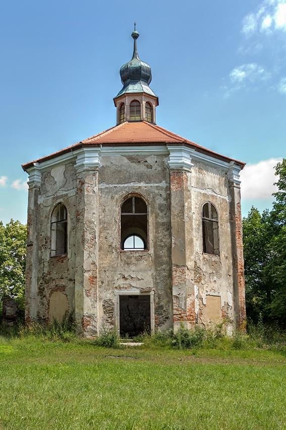 Ruiny loretánské kaple