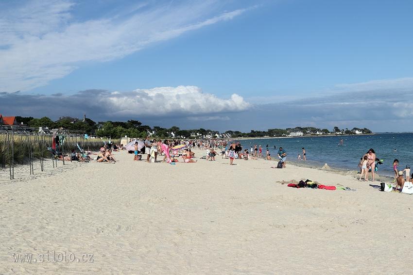 Pláž Le Men Du