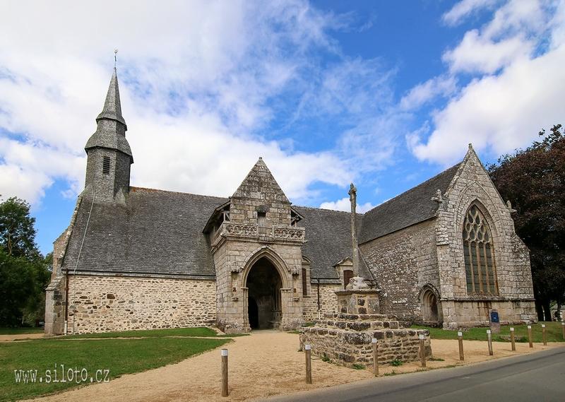 Kaple Kermaria an Iskuit