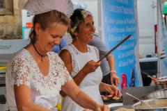 Slavnosti a trhy v Carnacu[lang=EN]Carnac festivals and markets[/lang]