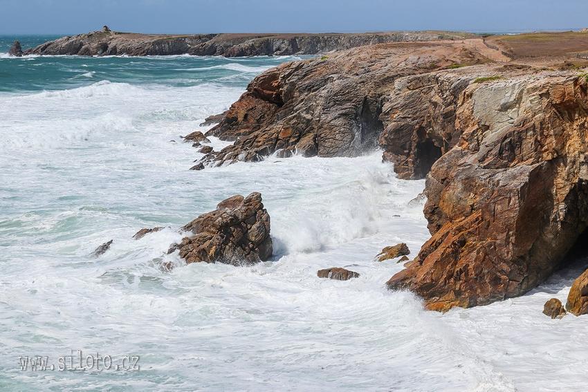 Pobřeží poloostrova Quiberon [lang=EN]Quiberon Coast[/lang]