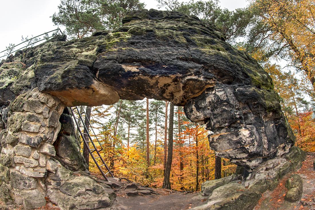 Malá Pravčická brána - Little Pravcice Gate