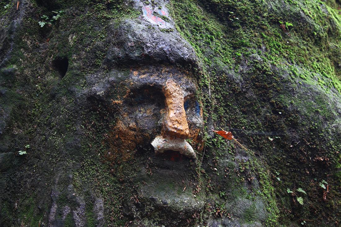 Trpasličí skála - Rock of dwarfs
