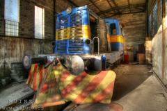 Bývalý železnorudný důl Měděnec