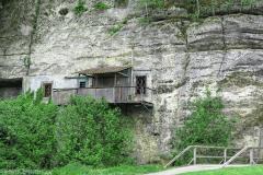 Zbytky hradu Harasov