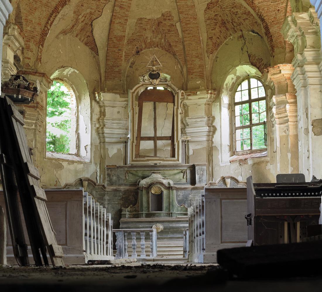 Kostel Nejsvětější trojice, Nové Sedliště