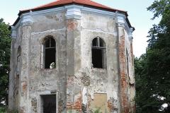 Ruiny loretánské kaple, Horšovský Týn