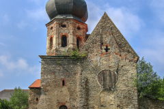 Klášter v Pivoni - Ruins of the Augustinian Monastery, Pivon village, Czech Republic