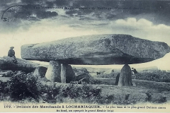 Dolmen Table des Marchands
