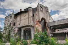 Bývalá šamotka ve Vidnavě