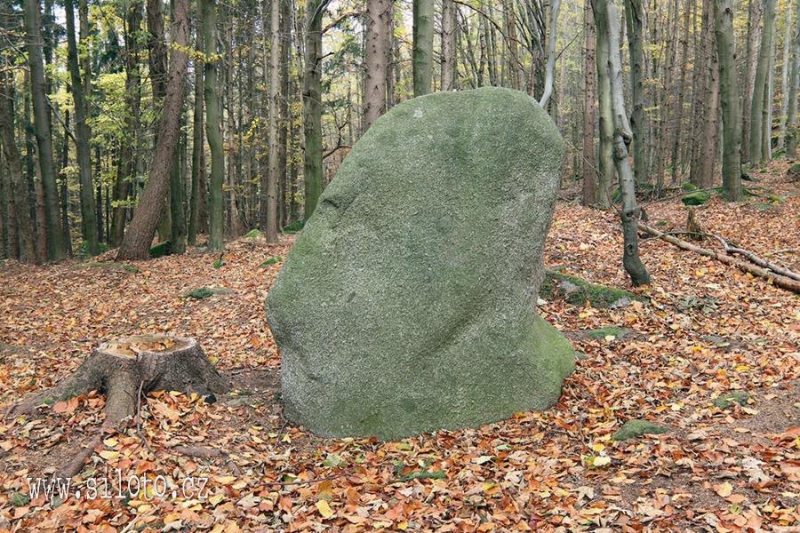 Chlístovské menhiry