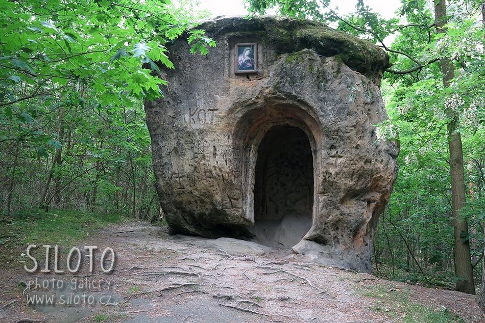 Kaple Máří magdaleny – Chapel of Mary Magdalene