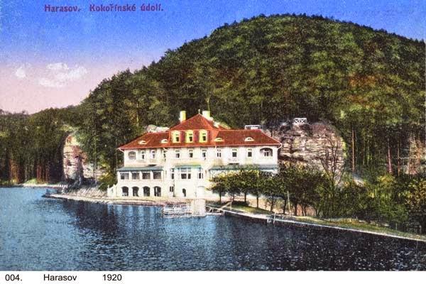 Hotel Harasov 1920