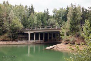Nedokončené mosty protektorátní dálnice