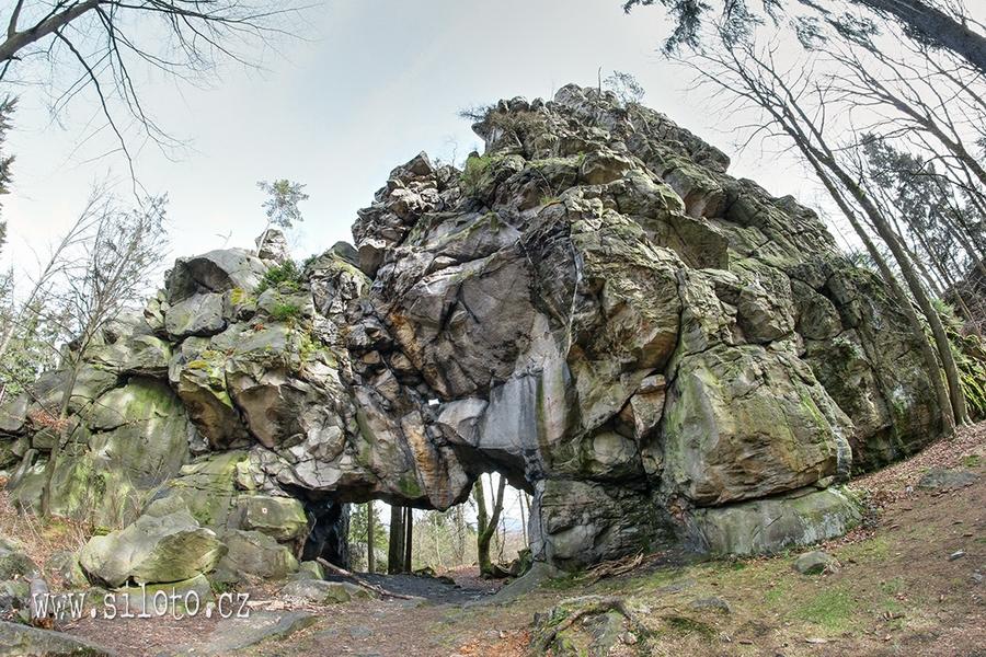 Skalní brána [lang=EN]Rock gate[/lang]