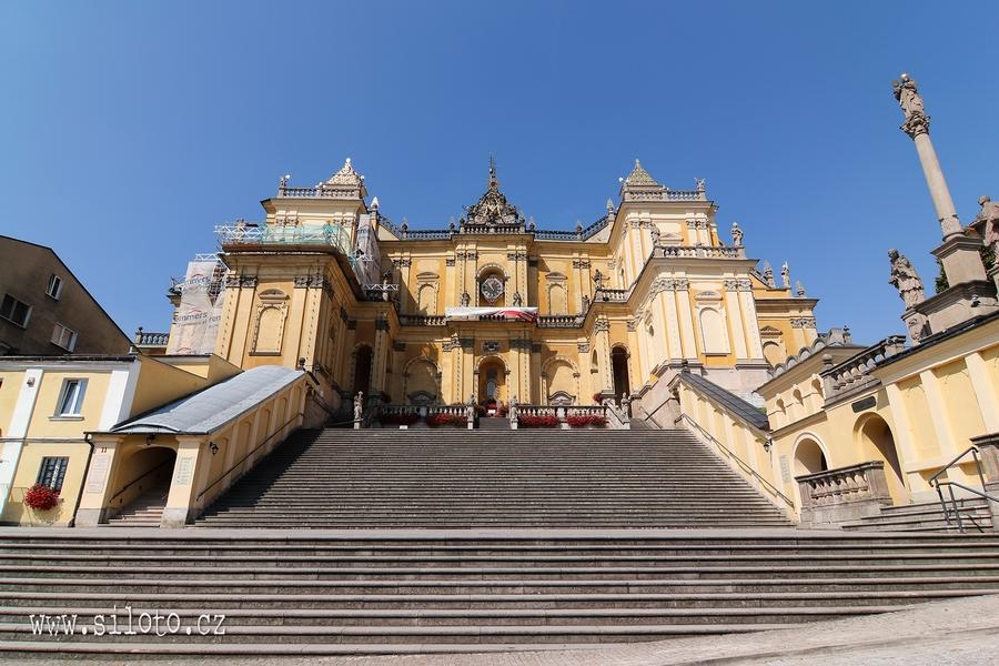Bazilika Matky Boží [lang=EN]Basilica of the Visitation[/lang]