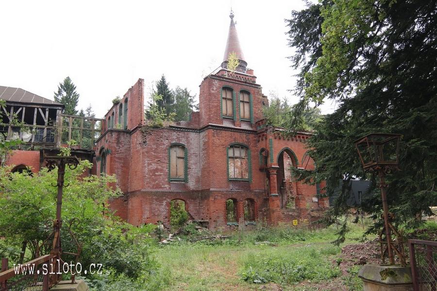 Bývalé sanatorium Grunwald