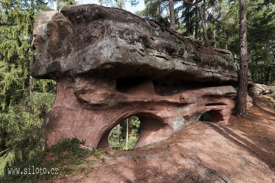 Čertovské skály [lang=EN]Devilish rocks[/lang]