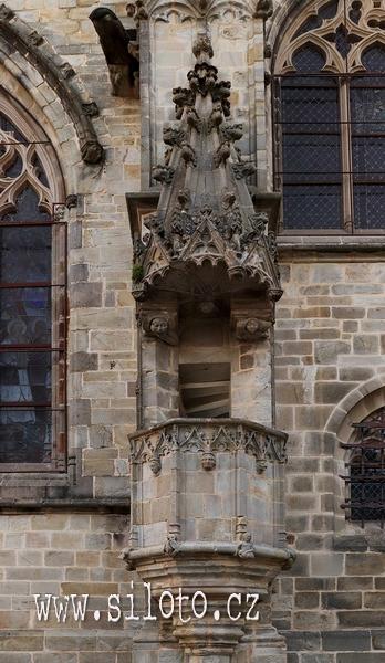 Notre-Dame – kazatelna