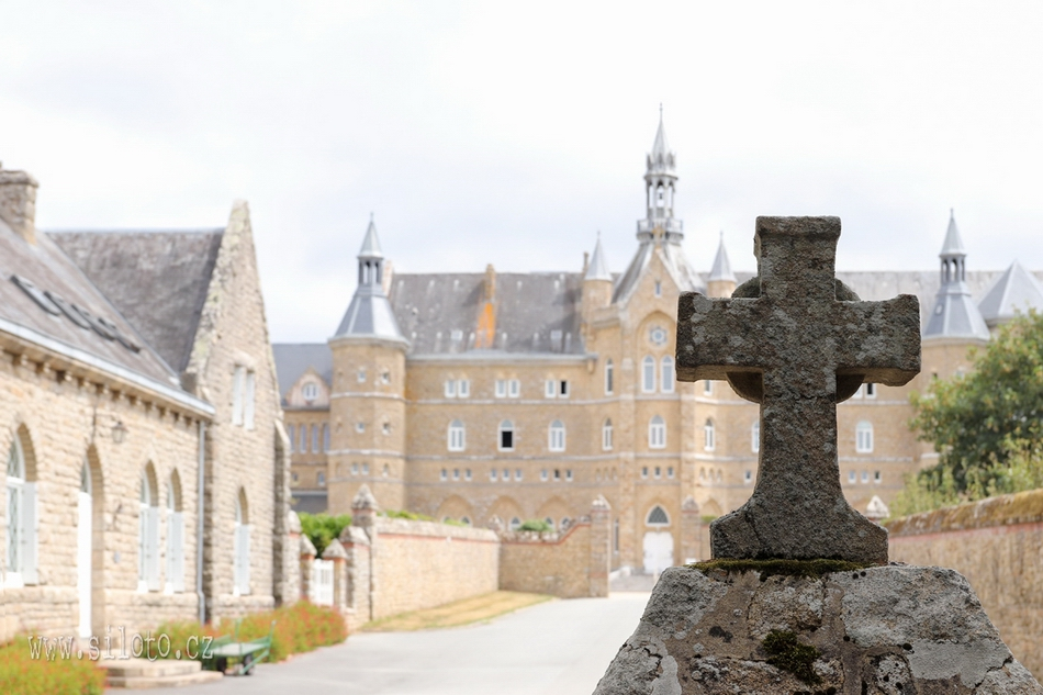 Saint-Michel Abbey of Kergonan