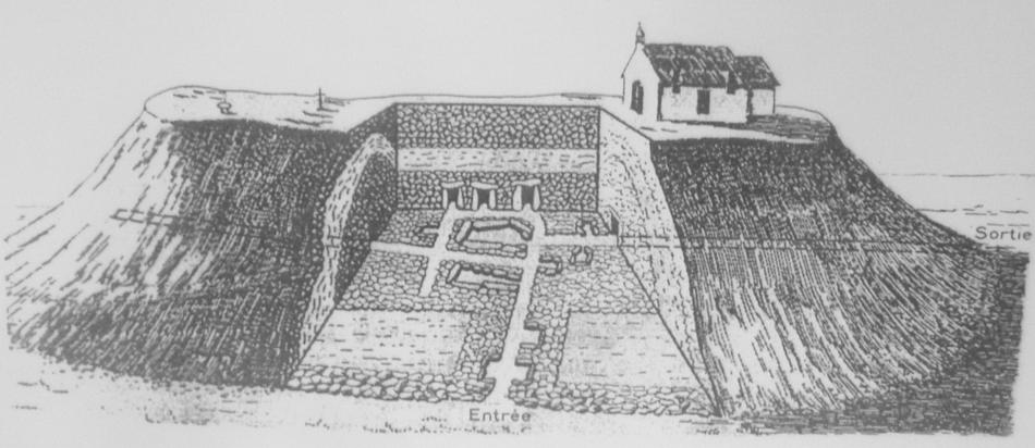 Tumulus Saint-Michel