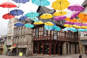 Pontivy - Place du Martray