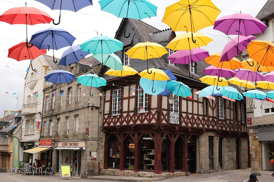 Pontivy – Place du Martray