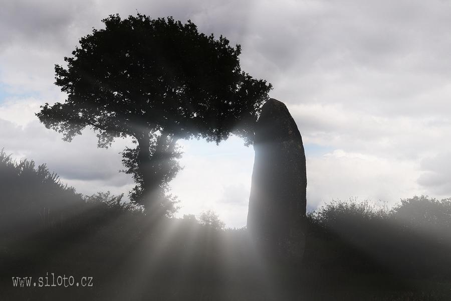 Menhir Kergornec