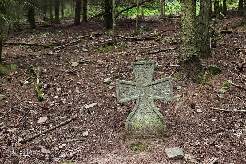 1256 Kalec – smírčí kříž u Kozičkova Mlýna